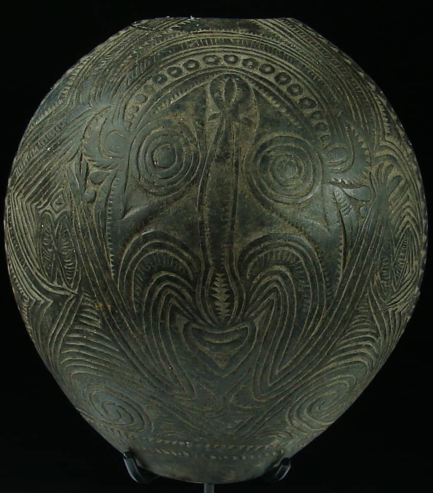 New Guinea artifact