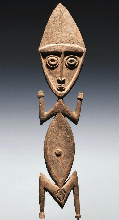 Sepik Figure