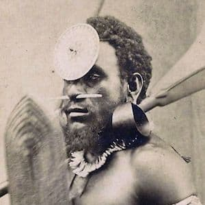 Solomon Island War Clubs