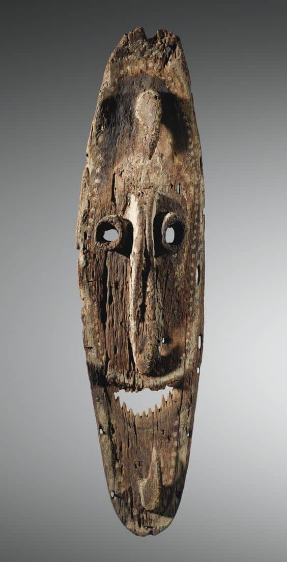 hunstien mountains mask