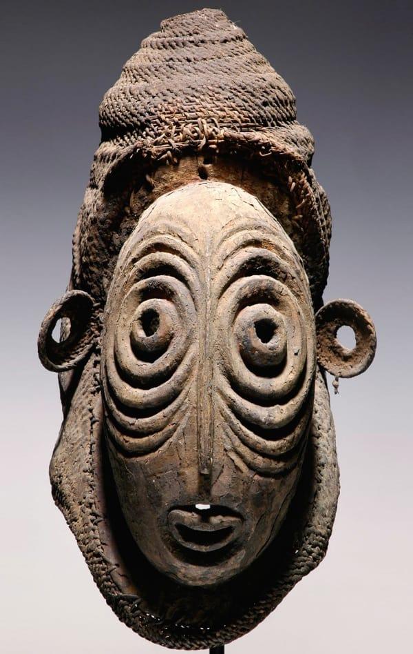 Abelam mask 3