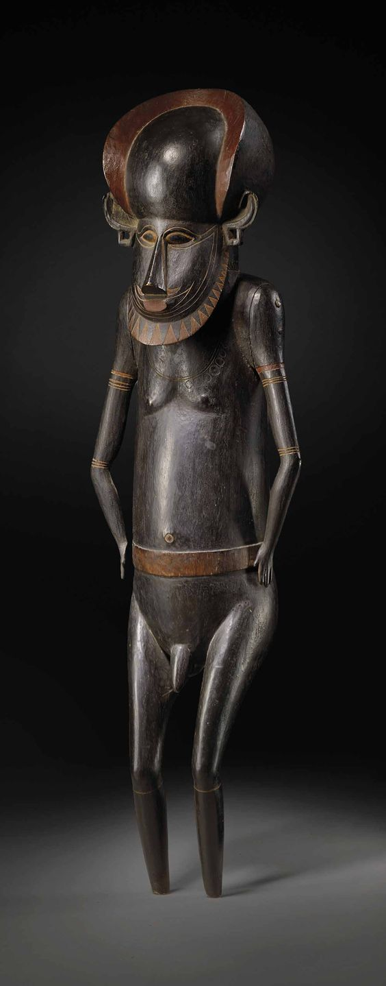 Bougainville figure