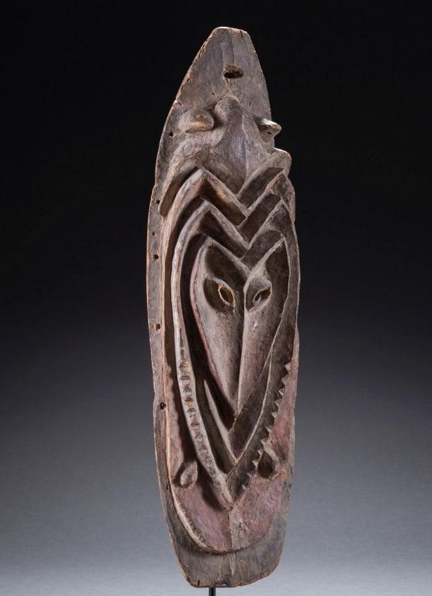 Guam River Mask