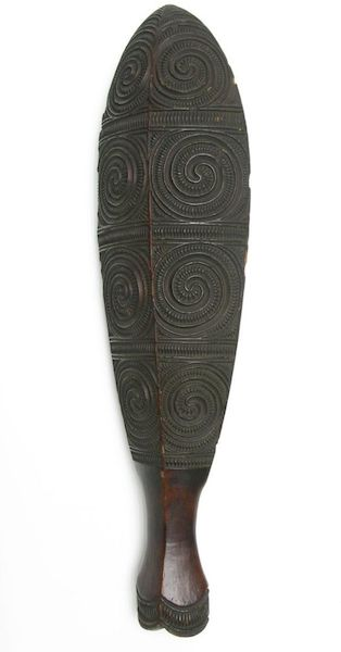 Maori Club Patuki