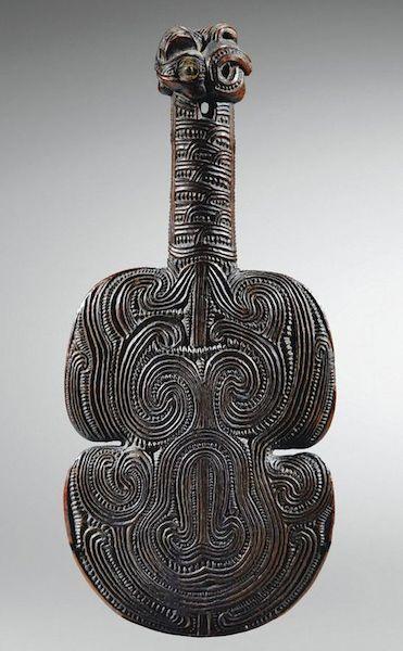 Maori Weapon Kotiate