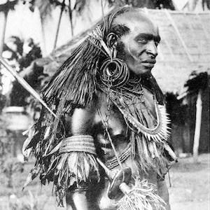 New Guinea War Clubs