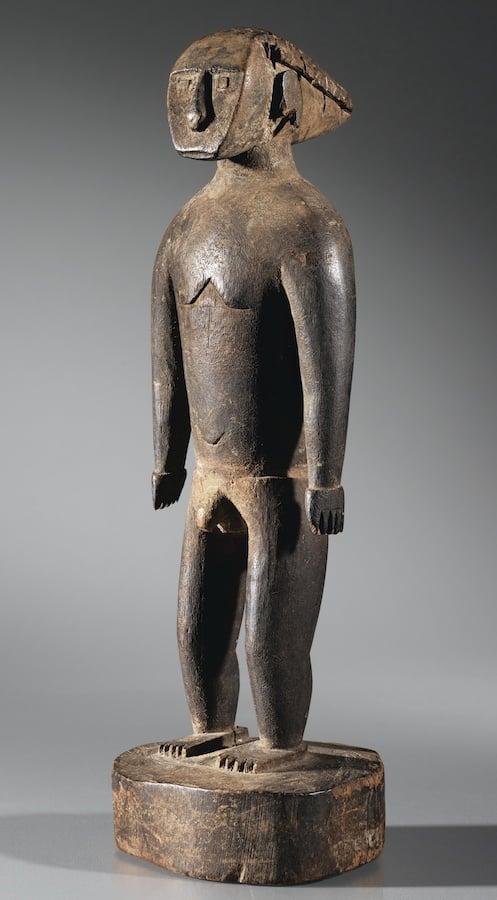 Santa Cruz Figure