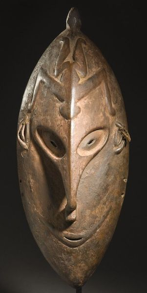 Lower ramu mask
