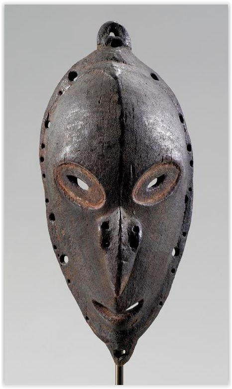 Lower Sepik mask