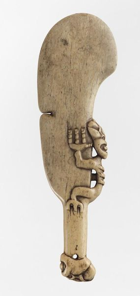 maori wahaiki