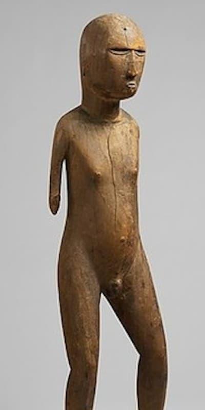 Gambier island sculpture