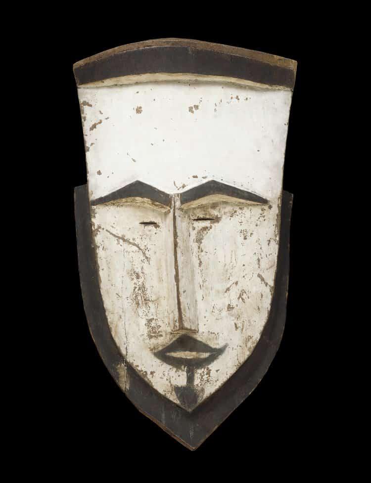 Micronesian mask