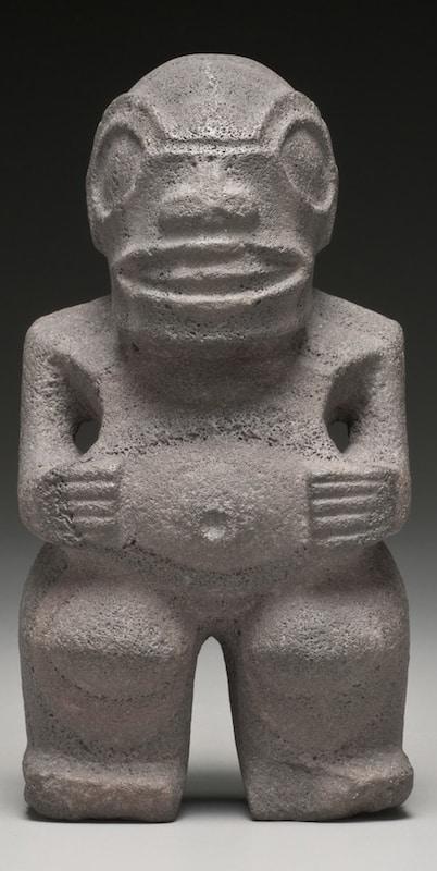 polynesian carving