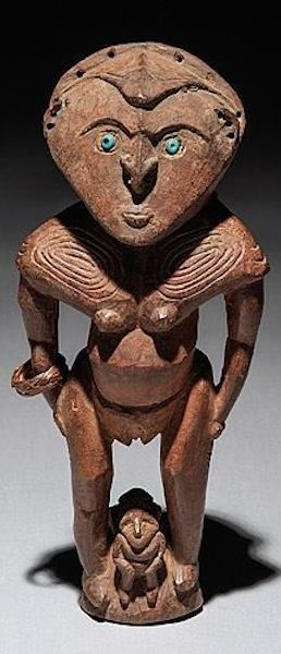 lower sepik sculpture