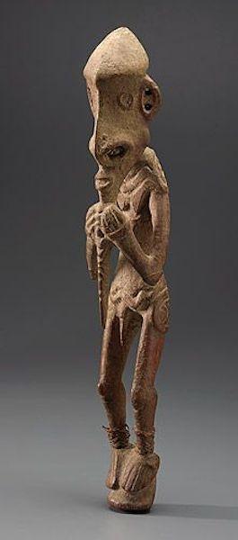 sepik sculpture