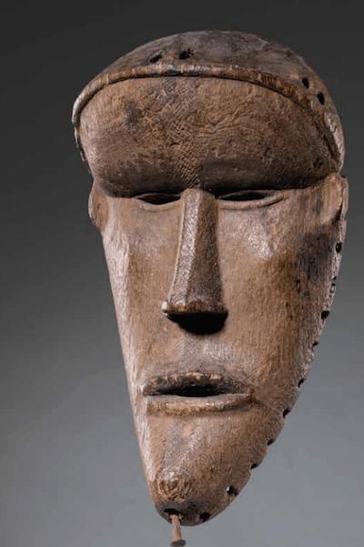 Basa Mask Liberia Ivory coast Africa