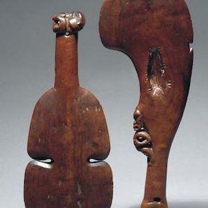 Maori Wahaika and Maori Kotiate