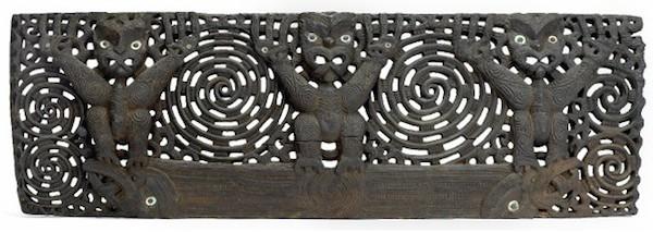 Maori Pare