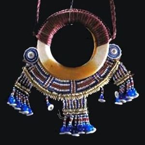 Traditional shell jewellery
