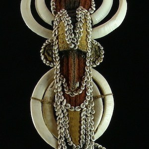 Karahut tribal adornment