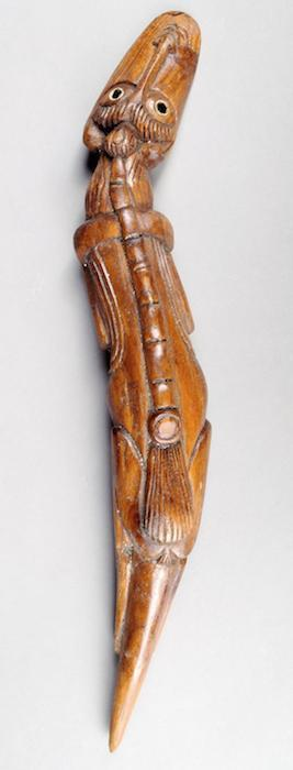 Rapa Nuie Wood carving