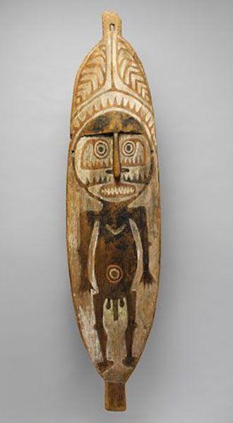 Papuan Gulf Hohoa board
