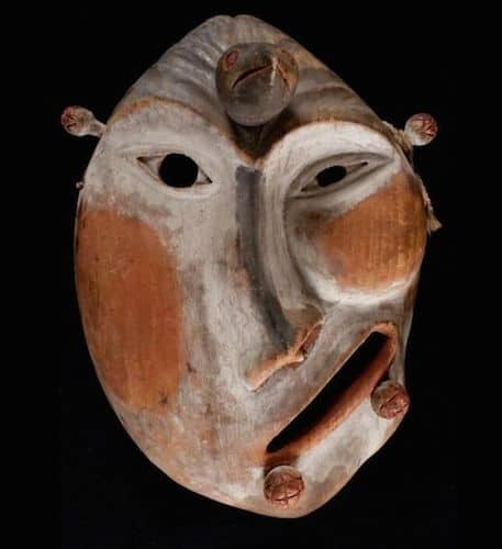 native alaskan mask