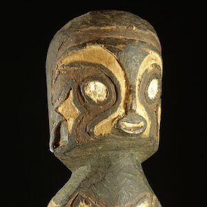 papuan Gulf Sculpture